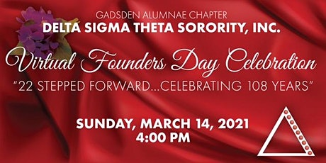 GAC DELTA SIGMA THETA SORORITY, INCORPORATED 108th FOUNDERS DAY CELEBRATION tickets
