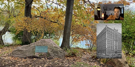 Graceland - Cemetery of Architects (Virtual Tour from Mysterious Chicago) tickets