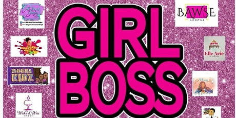 Girl Boss Pop-Up Shop! tickets