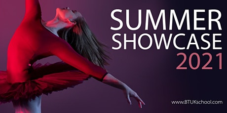 SUMMER SHOWCASE 2021 - Digital Streaming tickets