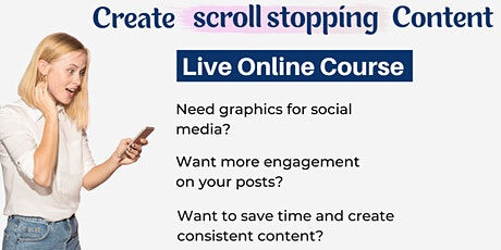 Create scroll stopping content tickets