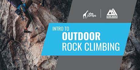 WA SheJumps Intro to Outdoor Rock Climbing tickets