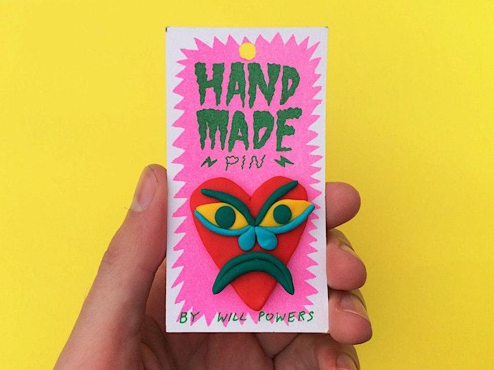 *ONLINE* Makers' Market (on Instagram) image
