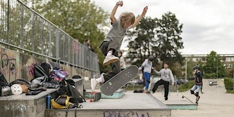 Skateles KPM Skate + 12 jaar ( ingestapt voor de paasvakantie) tickets