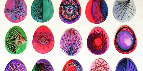 Woven Eggs for Easter with Colourful Minds: Age 5+  Special Offer -BOGOF! tickets