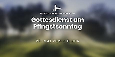 Gottesdienst am Pfingstsonntag Tickets