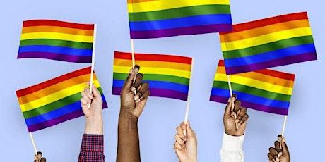 LGBTQ+ Application in Trauma Informed Practice tickets