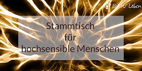 Stammtisch für hochsensible Menschen im Raum Dortmund - Online Tickets