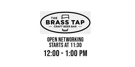 South  Tampa Networking Professionals at the Brass Tap! tickets