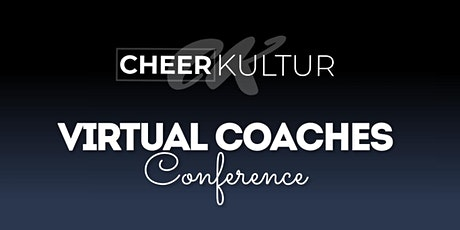 Cheer Kultur Coaches Conference tickets