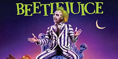 The Scary Spooky Halloween Drive-In Cinema Night - Beetlejuice tickets