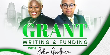 Sue-Ham Presents Grant Writing & Funding with John Goodman tickets