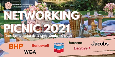 Networking Picnic 2021 - BHP, WGA and more! tickets