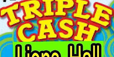 Triple Cash Number Game tickets