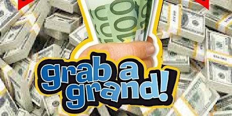 Grab a Grand tickets
