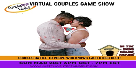 Couples Link Game Show tickets