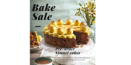 Laetare Sunday Bake Sale for Saint Michael's School tickets