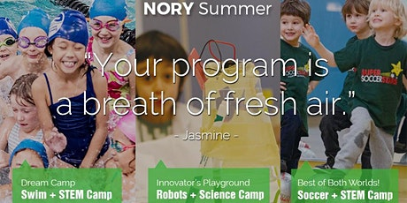 NORY Summer Camp Open House (Virtual) tickets