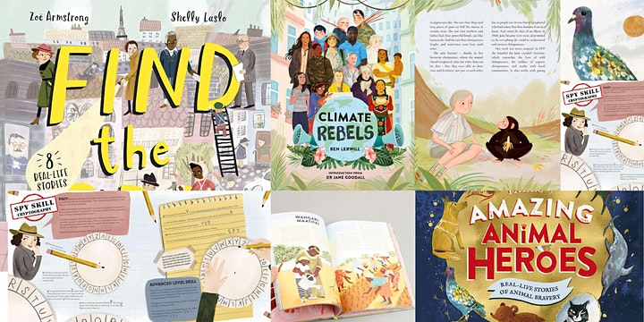 Children's Book Design Course (three sections)    Rosaleen Lihou image