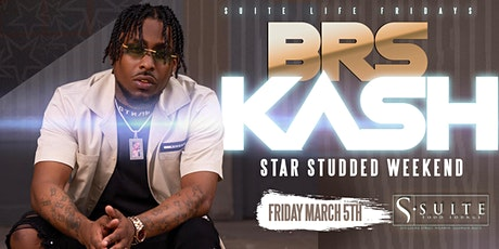 BRS Kash Throat Baby Hosts Suite Life Fridays Game Weekend at Suite Lounge tickets
