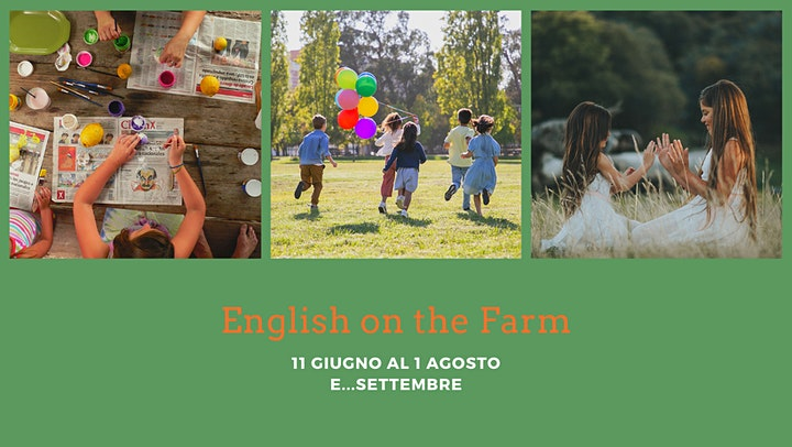 "Immagine Presentazione ""Inglese in fattoria"""
