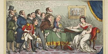 Regency Intimacy with Lizzy Talbot tickets