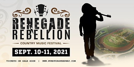 Renegade Rebellion Country Music Fest tickets