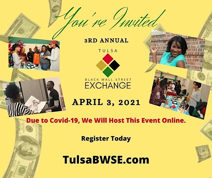 3rd Annual Tulsa BWS Exchange 2021 image
