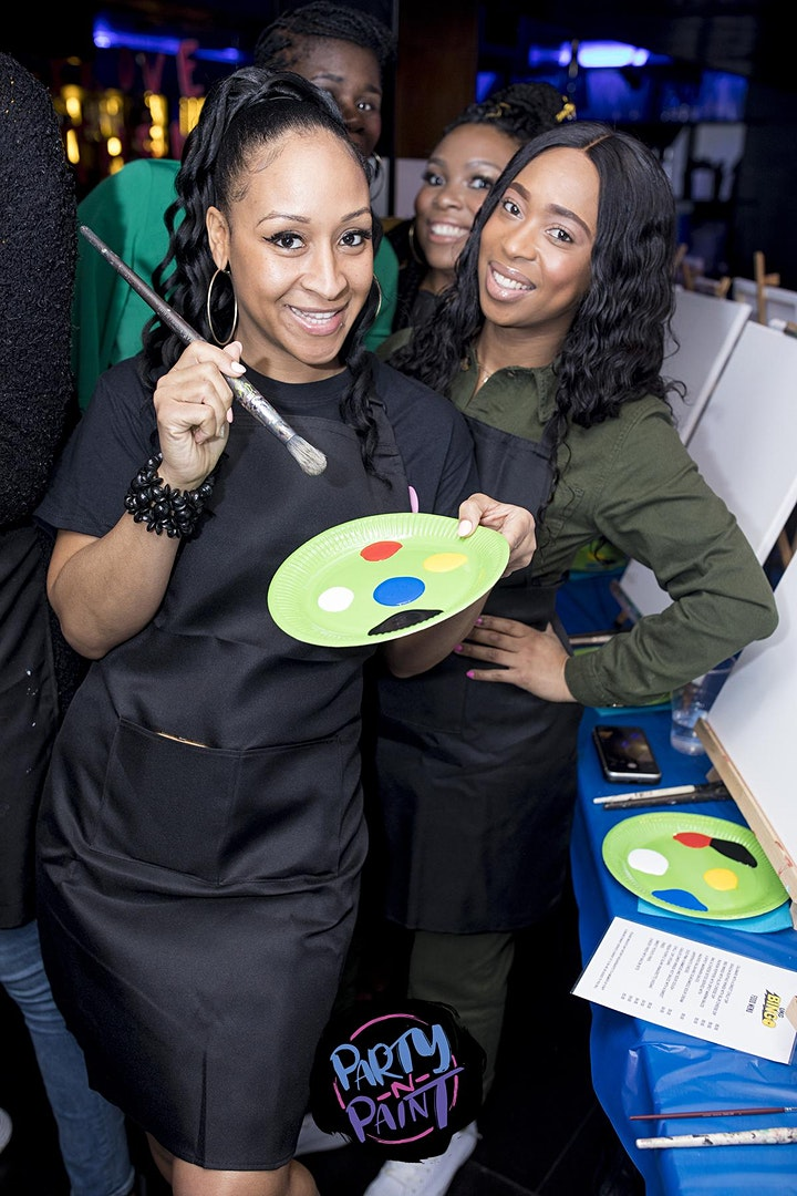 Party n Paint @ Duo London image