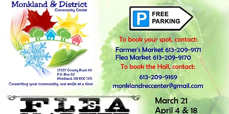 Monkland Flea Market billets