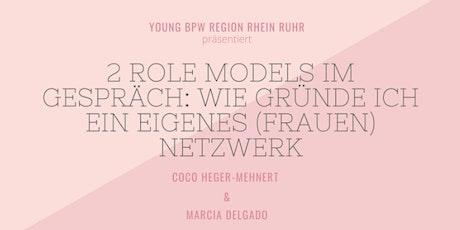 Young BPW Rhein Ruhr  - Meet a Role Model Tickets