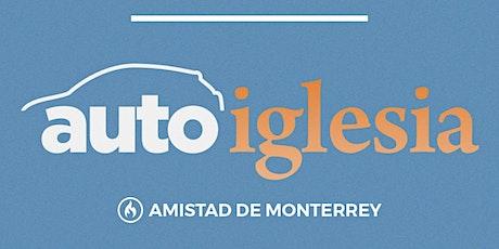 Autoiglesia (7 de Marzo) entradas