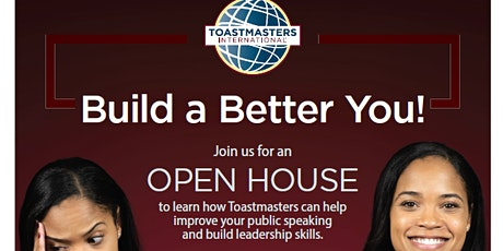 Open-House Fairlawn Toastmasters Club tickets