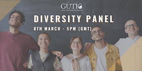 Diversity Panel tickets