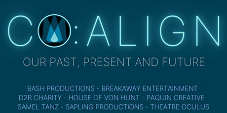 Co:Align 'Our Past, Present and Future' tickets