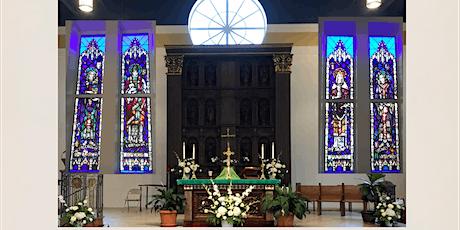 St. Mary's Daily Mass/ Misa diaria en Santa Maria/ West Chicago boletos