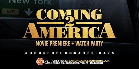 A NIght in Zamunda   Coming 2 America Movie Watch Party tickets