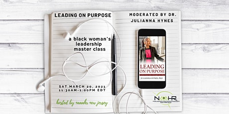 Leading On Purpose: A Master Class for Black Women tickets