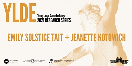 Research Series Workshop: Emily Solstice Tait + Jeanette Kotowich tickets