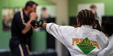 Free Kids Martial Arts Workshop tickets