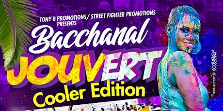 Bacchanal Jouvert tickets