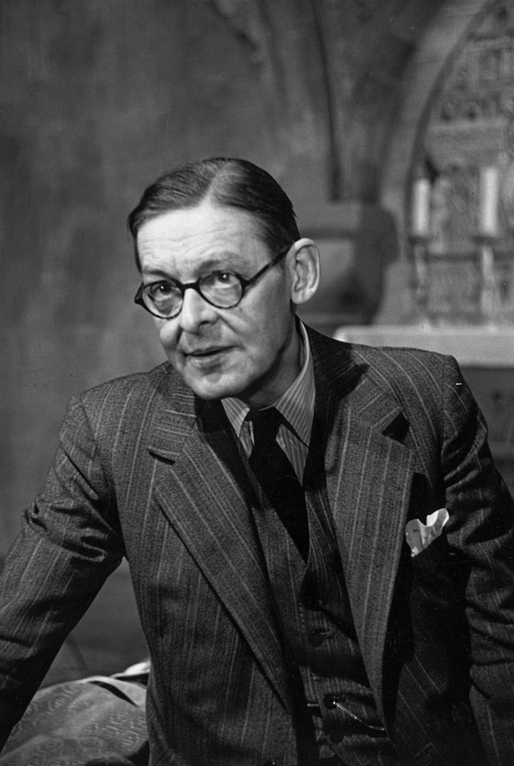 T.S. Eliot's Ash Wednesday - a  six-part poem for human salvation image