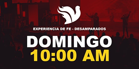 Experiencia de Fe 10:00am boletos