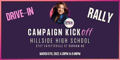 Erica for US Campaign Drive-In Kick-Off tickets