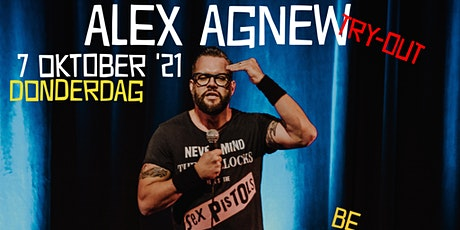 Alex Agnew @Pasta & Blues Bar tickets