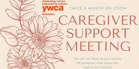 Caregiver Support Meeting tickets