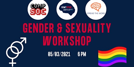 Gender & Sexuality Workshop tickets