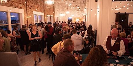 Gatsby Casino Night Fundraiser Benefitting Youth Impact tickets
