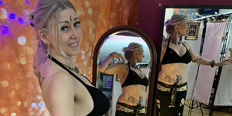Sparkle bellydance July 2021 workshop Tickets