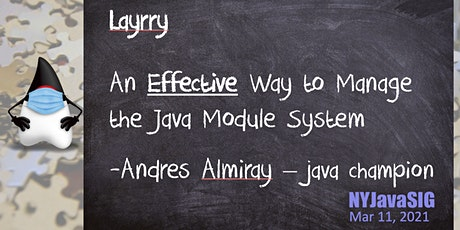 Layrry - An Effective Way to Manage the Java Module System tickets